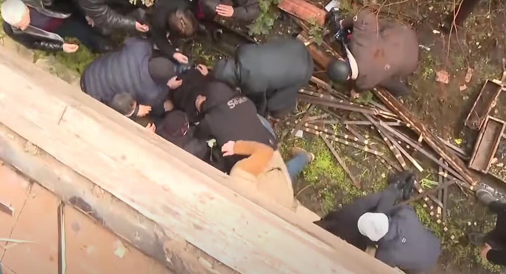 Wypadek w gruzińskiej diecezji