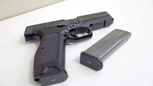 """Modułowy pistolet Lebiediewa """"Ryś"""" - Sputnik Polska"""