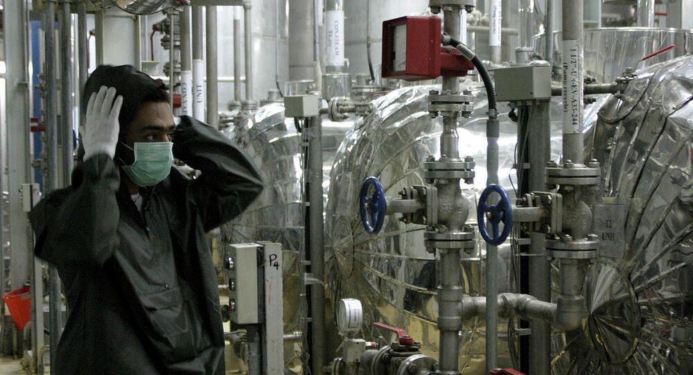 Iran ma prawo do realizacji pokojowego programu jądrowego- przed porozumieniem z krajami europejskimi.