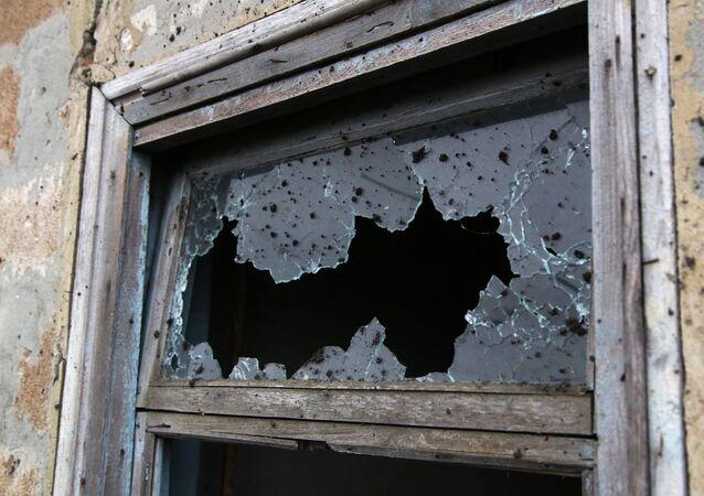 Sytuacja w Donbasie.