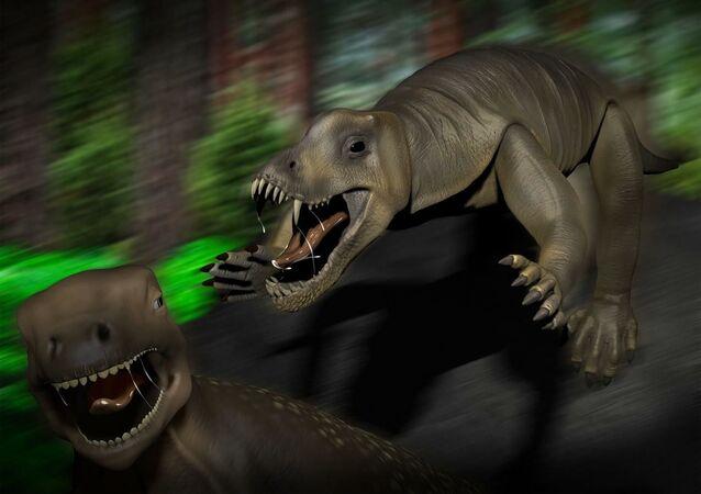 Anteozaur