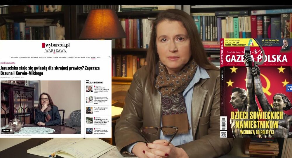 Radna miasta stołecznego Warszawy Monika Jaruzelska
