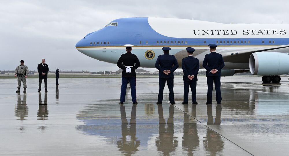 Samolot prezydenta USA Air Force One