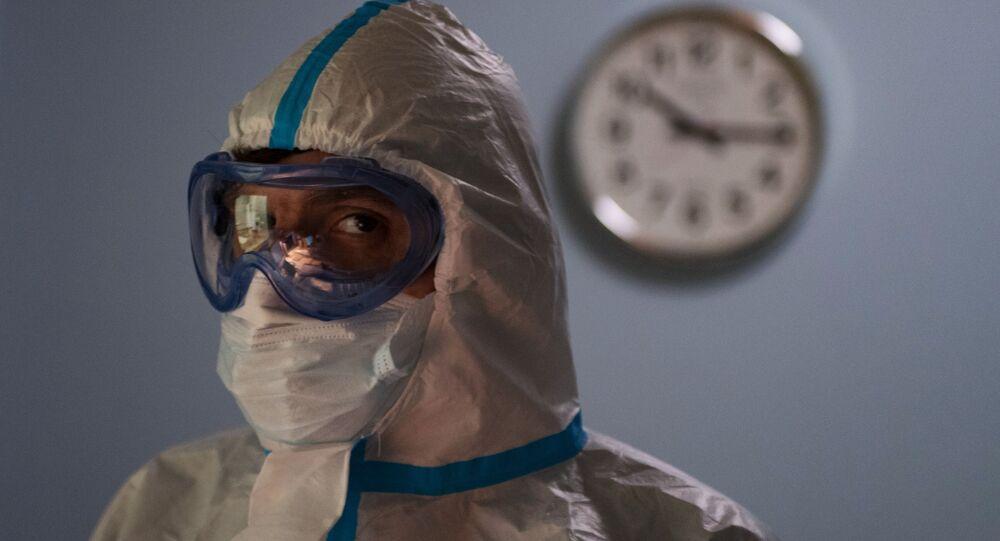 Pracownik służby zdrowia