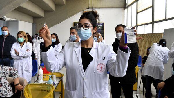 W Tunezji ruszyła kampania szczepień przeciwko koronawirusowi z użyciem szczepionki Sputnik V. - Sputnik Polska