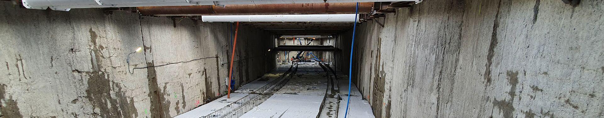 Zgrzytów z Niemcami nie będzie - przedstawiciel władz Świnoujścia komentuje budowę tunelu - Sputnik Polska, 1920, 14.03.2021