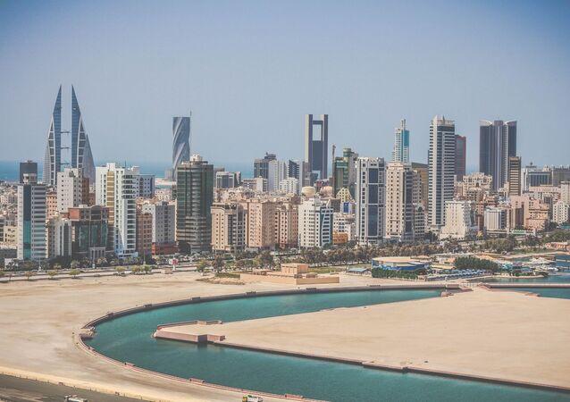 Manama, Bahrajn.
