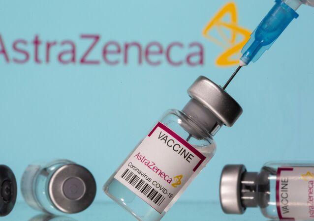 Szczepionka na SARS-CoV-2 AstraZeneca.
