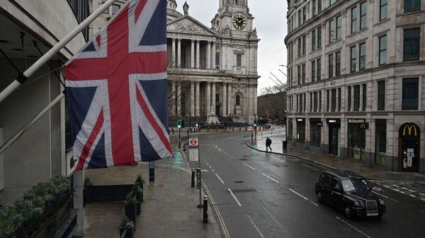 Londyn, Wielka Brytania.  - Sputnik Polska