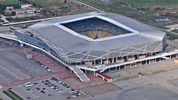 Stadion Arena Lwów. - Sputnik Polska
