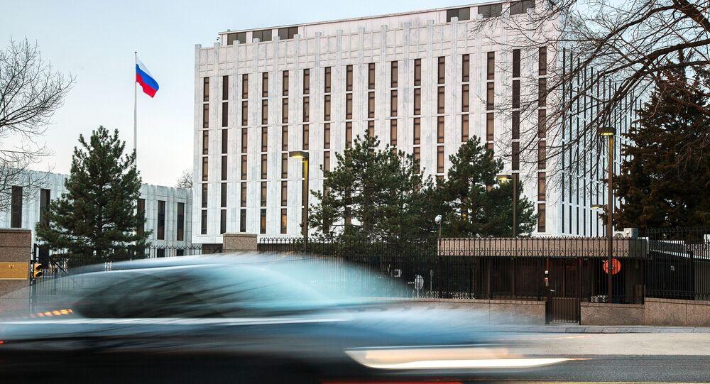 Ambasada Federacji Rosyjskiej w Waszyngtonie