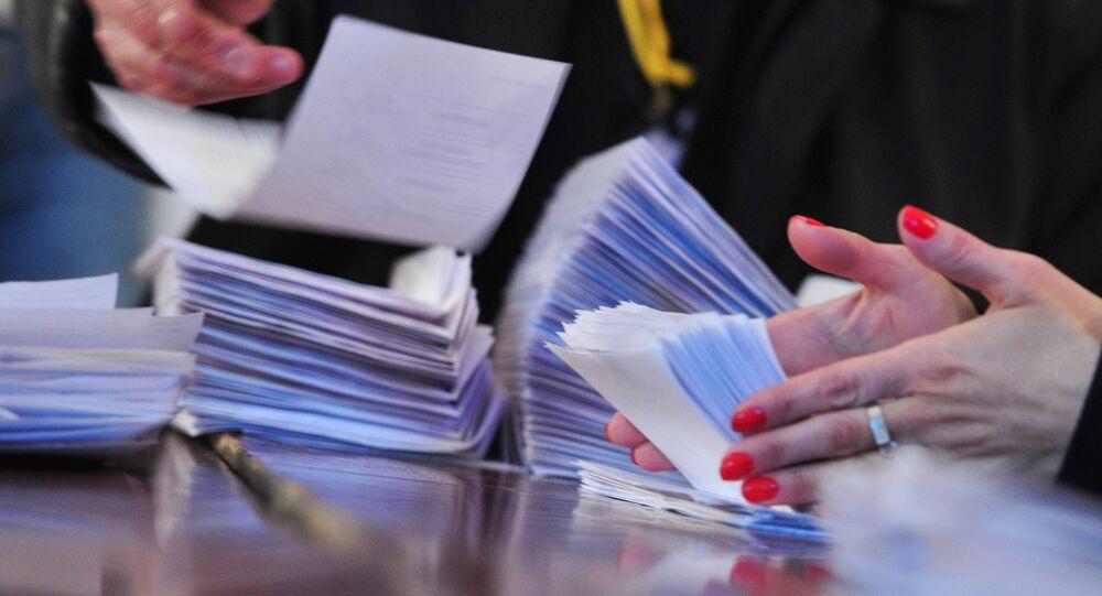 Wybory prezydenckie w Armenii