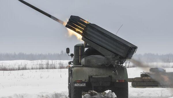 BM-21 Grad. - Sputnik Polska