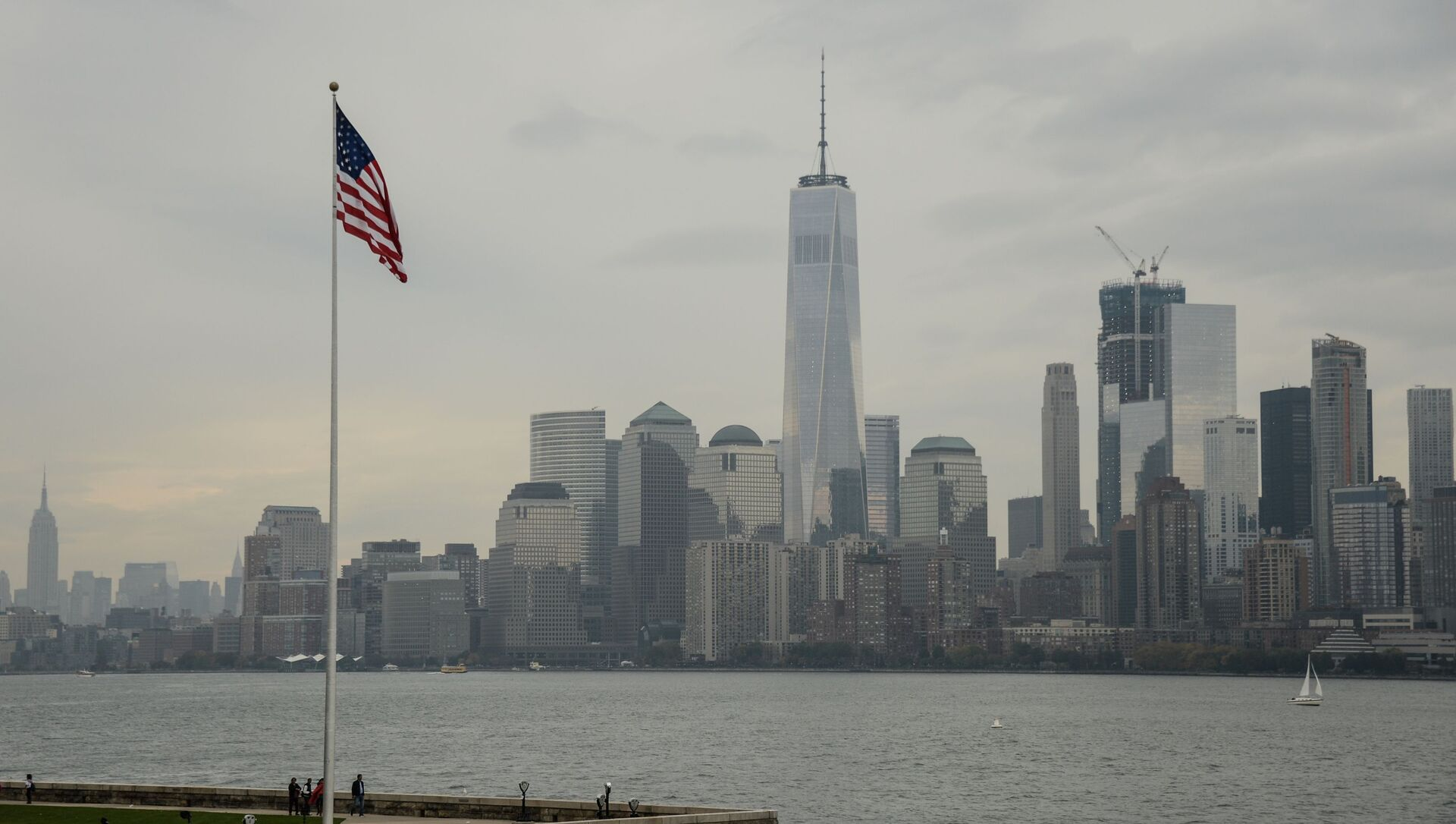 Manhattan, Nowy Jork. - Sputnik Polska, 1920, 16.06.2021