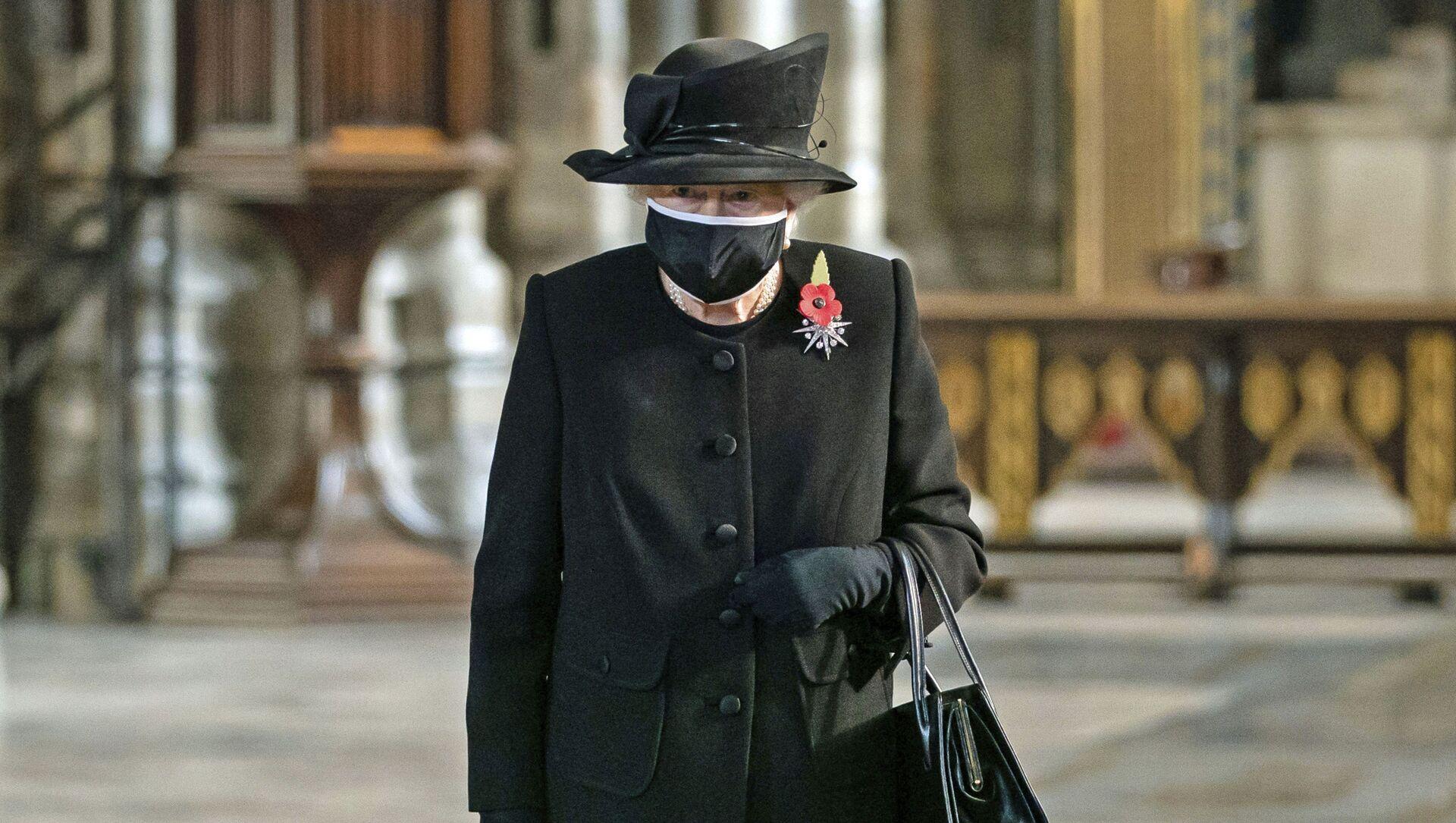 Królowa Wielkiej Brytanii Elżbieta II. - Sputnik Polska, 1920, 21.03.2021