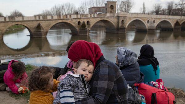 Tureccy imigranci w Europie - Sputnik Polska