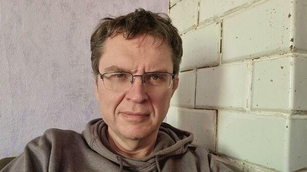 Andrzej Poczobut - Sputnik Polska