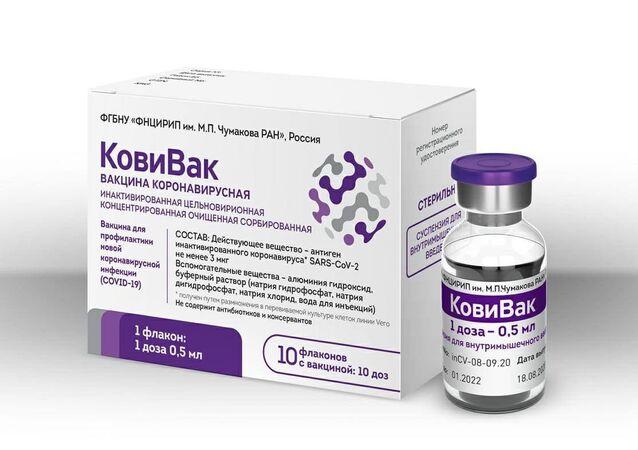 Rosyjska szczepionka KoviVac