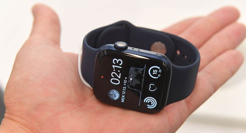 Smartwatch Apple Watch Series 6.