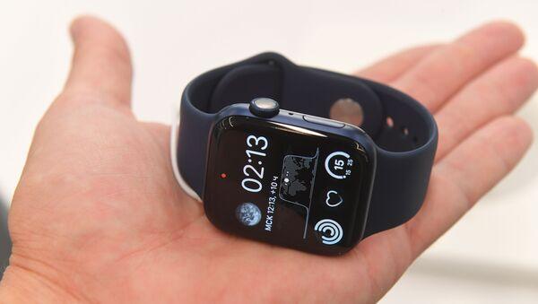 Smartwatch Apple Watch Series 6. - Sputnik Polska