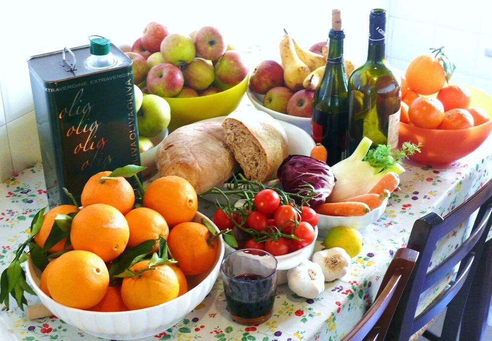 Dania tradycyjnej kuchni śródziemnomorskiej