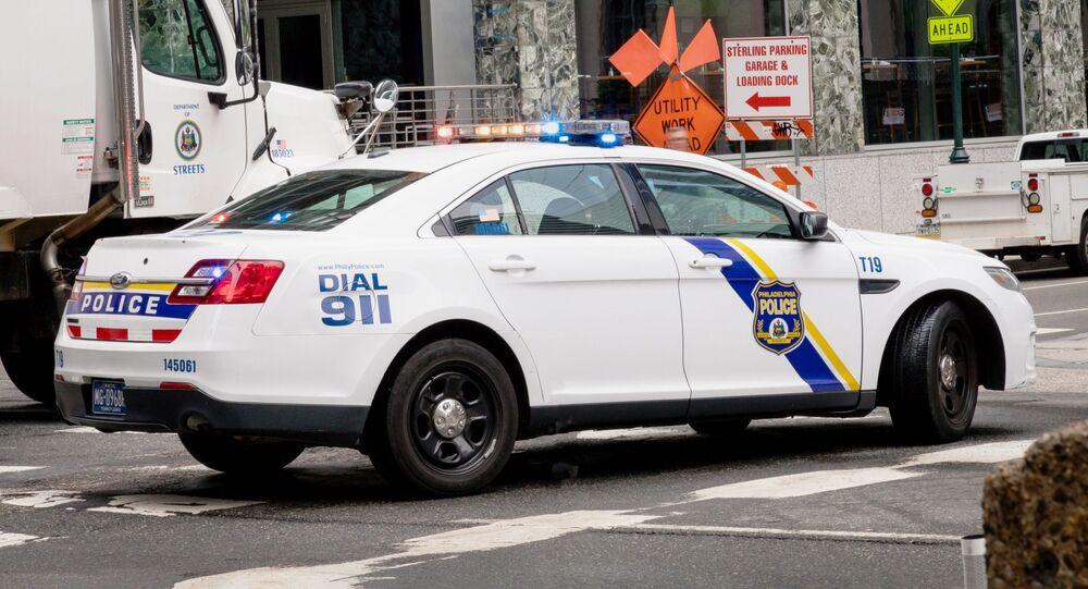 Policja Filadelfii, USA