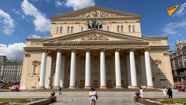 Teatr Bolszoj ma 245 lat - Sputnik Polska