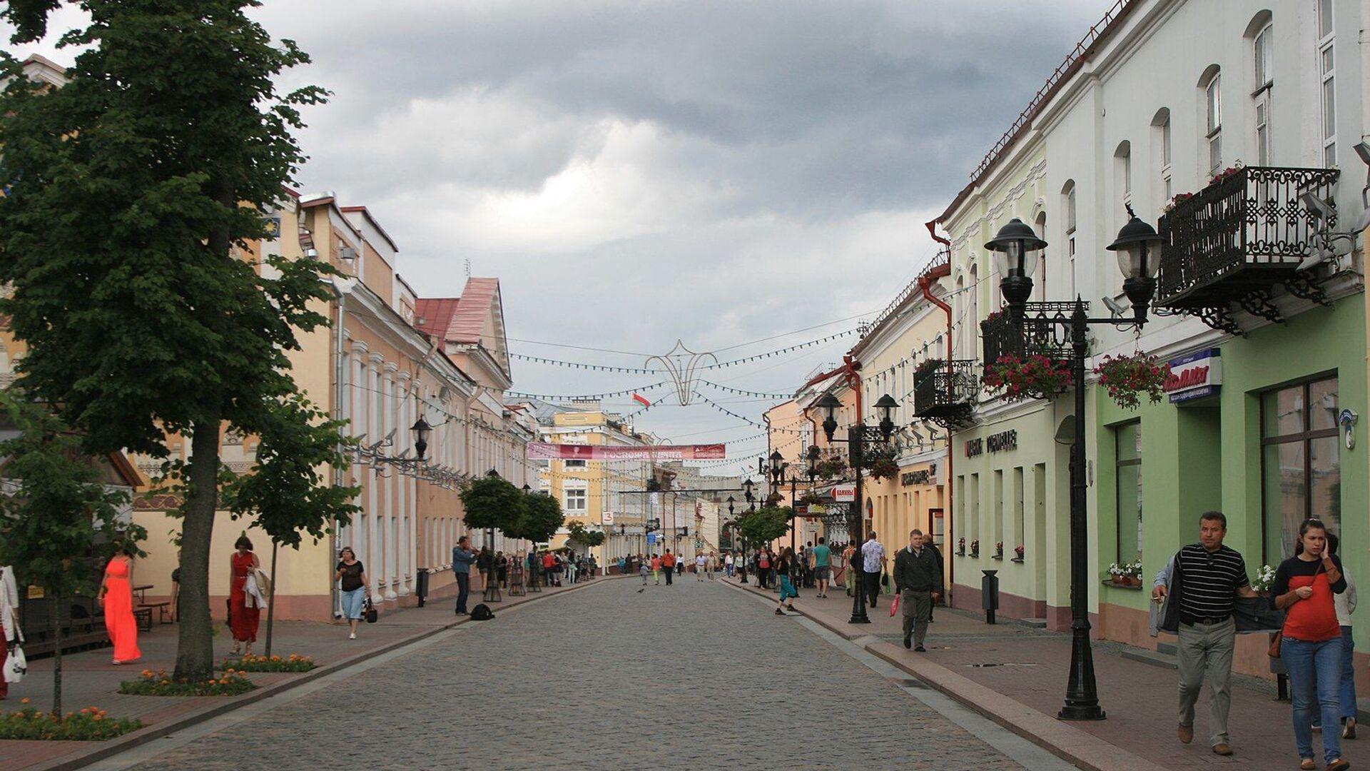 Grodno, Białoruś - Sputnik Polska, 1920, 14.04.2021