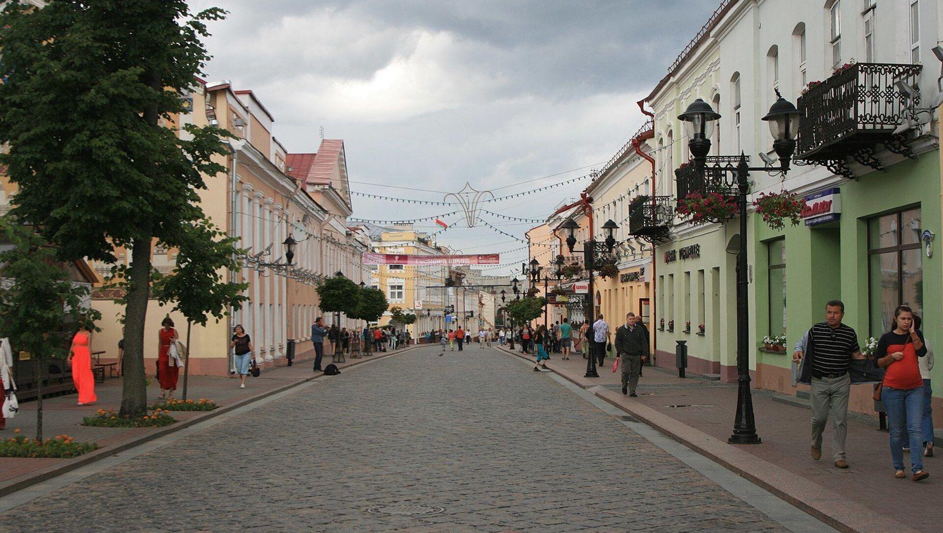 Grodno, Białoruś - Sputnik Polska, 1920, 01.04.2021