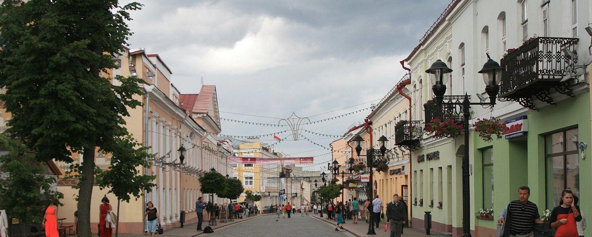 Grodno, Białoruś - Sputnik Polska, 1920, 29.03.2021
