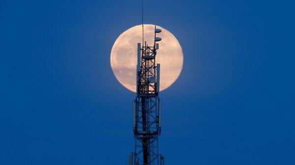 Pełnia Księżyca w marcu 2021 roku, Francja - Sputnik Polska