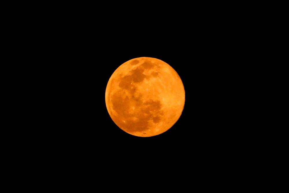 Pełnia Księżyca w marcu 2021 roku, Niemcy
