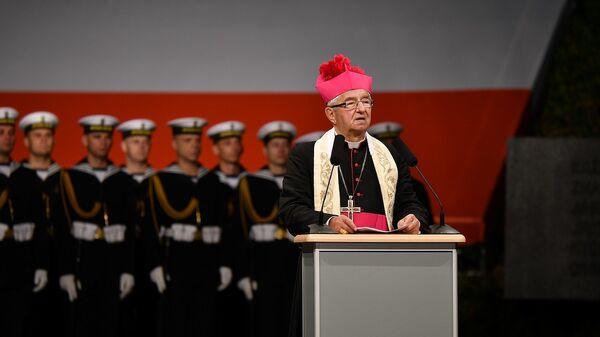 Arcybiskup Sławoj Leszek Głódź - Sputnik Polska