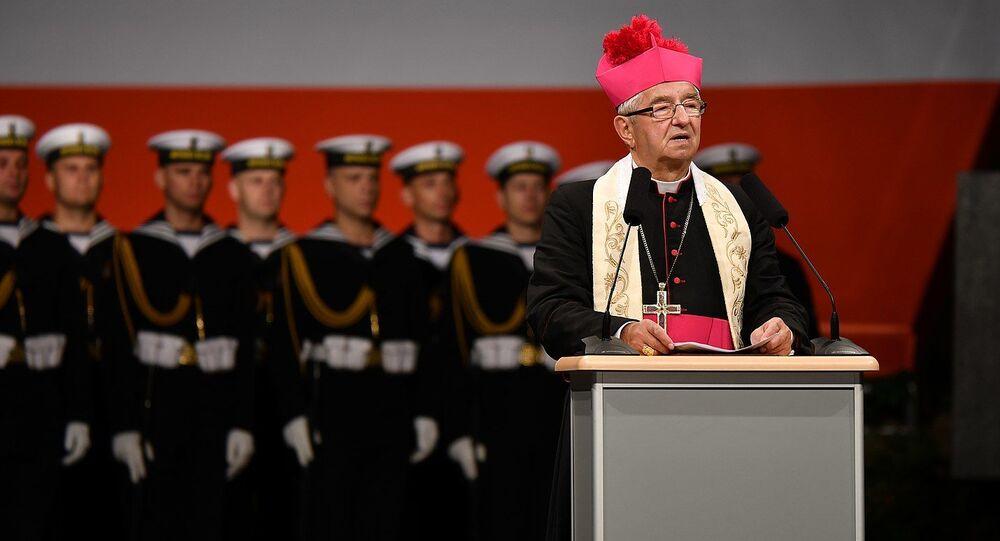 Arcybiskup Sławoj Leszek Głódź