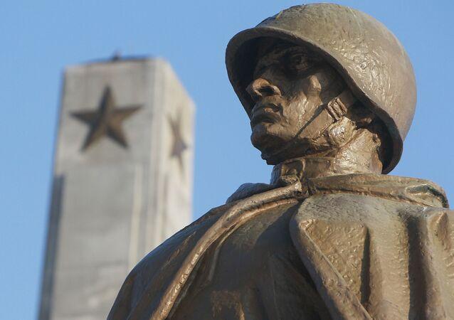 Cmentarz Mauzoleum Żołnierzy Radzieckich w Warszawie