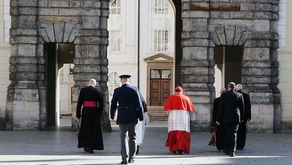 Katoliccy duchowni - Sputnik Polska