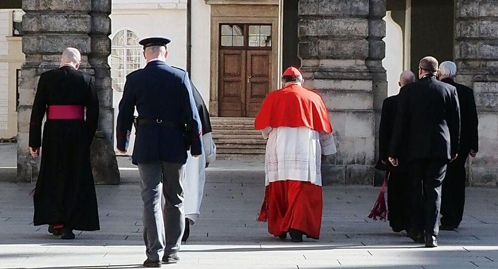 Katoliccy duchowni