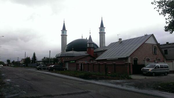 Meczet Katedralny w Barnaule. - Sputnik Polska