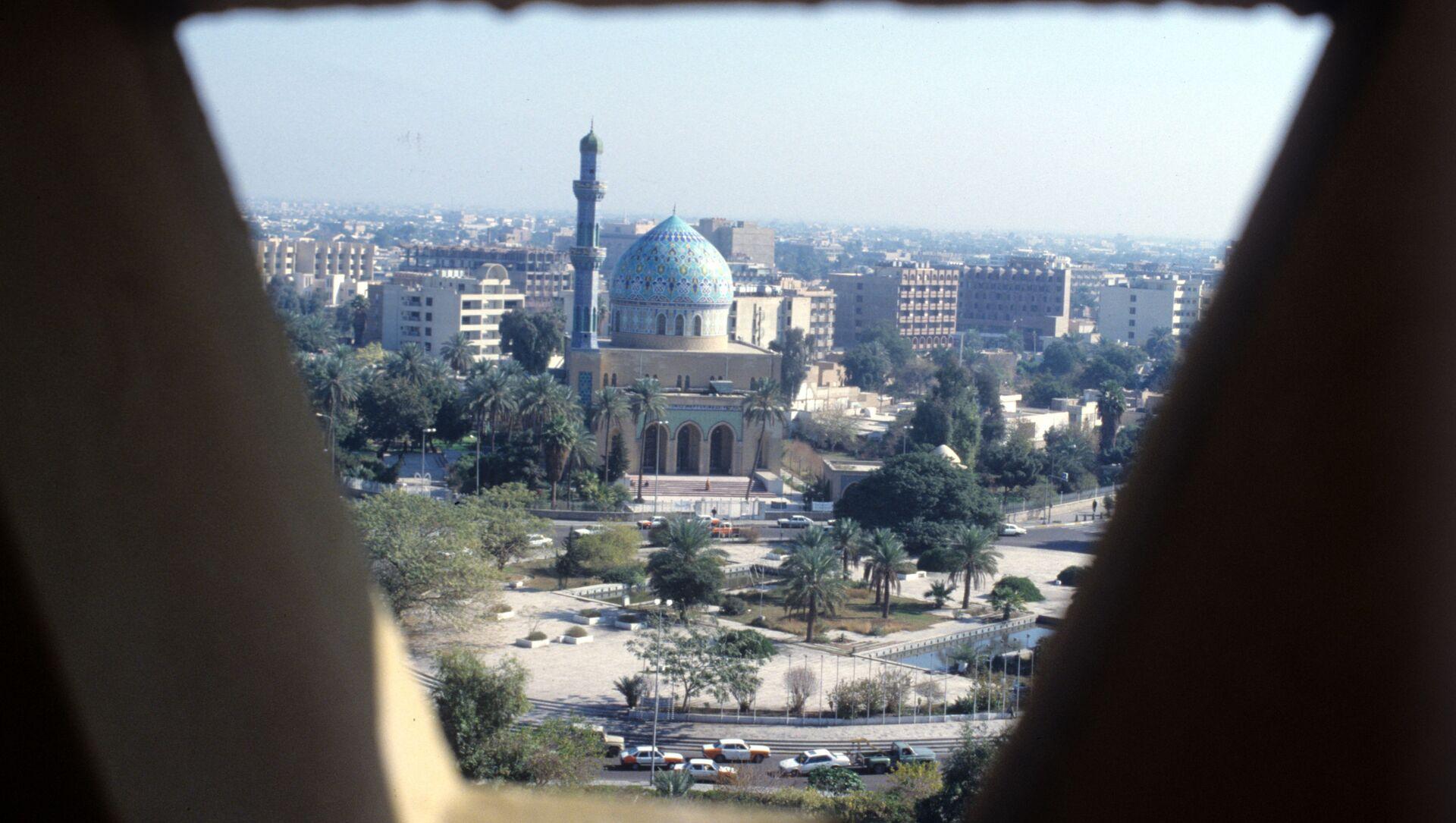 Widok na Bagdad, Irak - Sputnik Polska, 1920, 08.04.2021