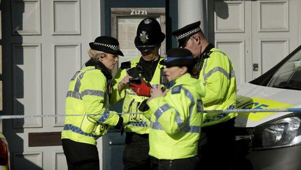 Brytyjska policja - Sputnik Polska