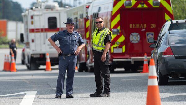 Policja stanu Maryland, USA - Sputnik Polska