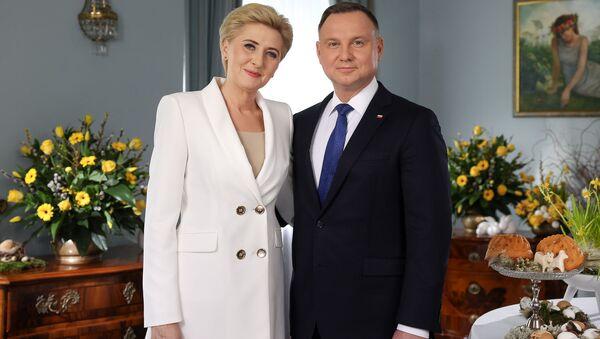 Para prezydencka - Sputnik Polska