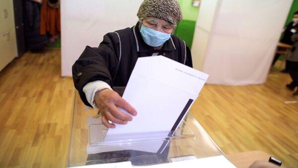 Wybory parlamentarne w Bułgarii - Sputnik Polska