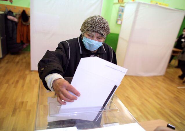 Wybory parlamentarne w Bułgarii