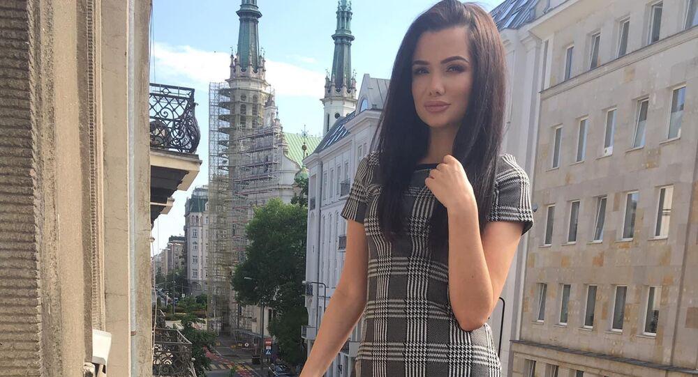 Działaczka Lewicy Justyna Klimasara