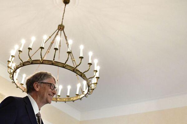 Założyciel Microsoft Bill Gates - Sputnik Polska