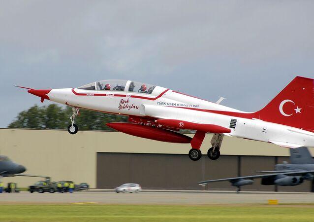 Turecki myśliwiec NF-5B