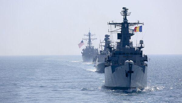Okręt NATO - Sputnik Polska