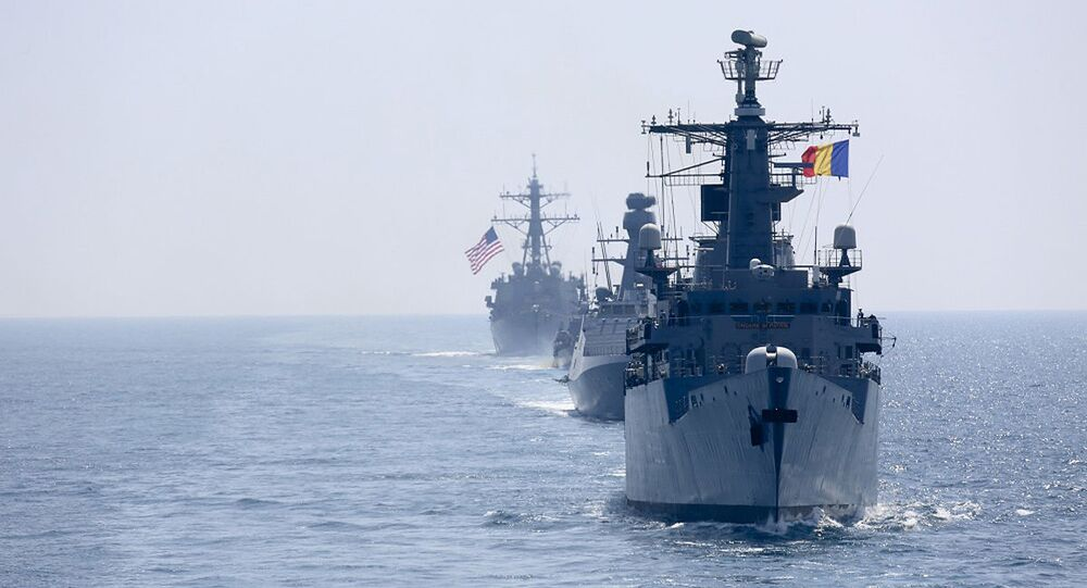 Okręt NATO