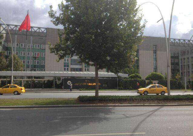 Siedziba MSZ Turcji w Ankarze.
